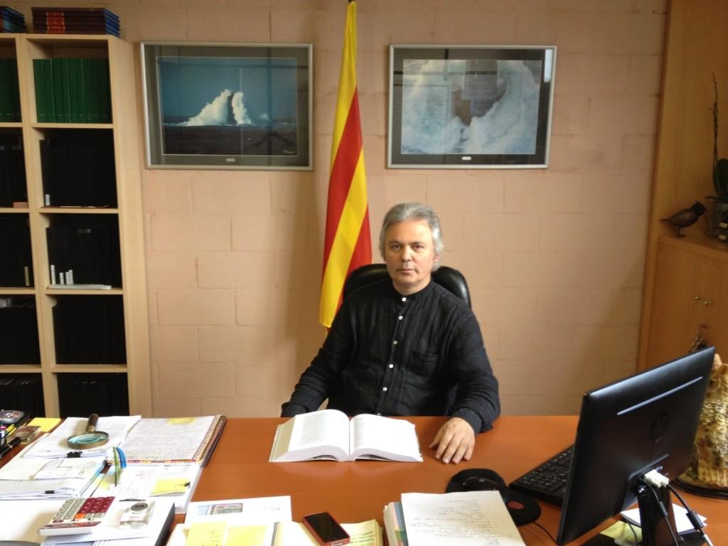Josep Oriol Jorba i Costa. Director de Respostes.cat