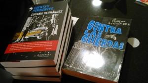 Els dos darrers títols de la saga. Foto: Sílvia Tarragó.